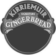 KIRRIEMUIR SIGNATURE GINGERBREAD