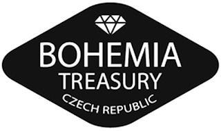 BOHEMIA TREASURY CZECH REPUBLIC