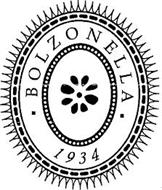 BOLZONELLA 1934