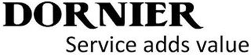 DORNIER SERVICE ADDS VALUE