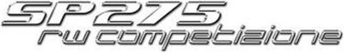 SP 275 RW COMPETIZIONE