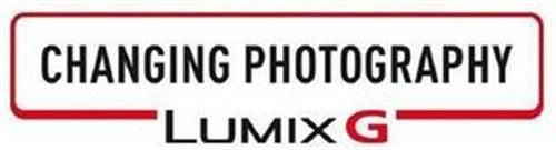 CHANGING PHOTOGRAPHY LUMIX G