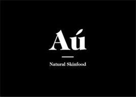 AÚ NATURAL SKINFOOD