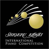 SHIGERU KAWAI INTERNATIONAL PIANO COMPETITION