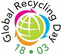 GLOBAL RECYCLING DAY 18 03