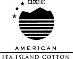 LUXSIC AMERICAN SEA ISLAND COTTON