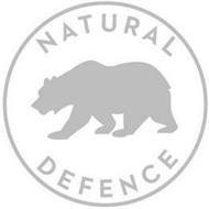 NATURAL DEFENCE
