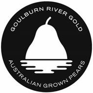 GOULBURN RIVER GOLD AUSTRALIAN GROWN PEARS