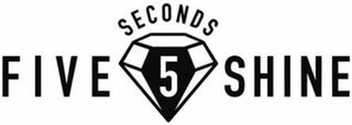 FIVE SECONDS 5 SHINE