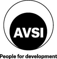 AVSI PEOPLE FOR DEVELOPMENT