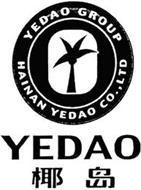 YEDAO GROUP HAINAN YEDAO CO., LTD YEDAO