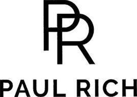 PR PAUL RICH