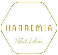 HARREMIA VELVET LOKUM