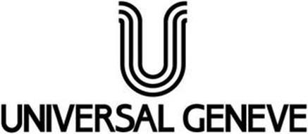 U UNIVERSAL GENEVE