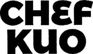 CHEF KUO
