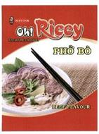 ACECOOK OH! RICEY PHÓ BÒ BEEF FLAVOUR INSTANT RICE NOODLES