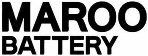 MAROO BATTERY