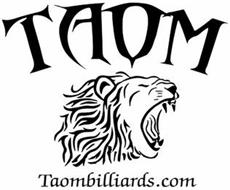 TAOM TAOMBILLIARDS.COM