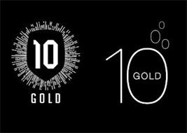 10 GOLD 10 GOLD