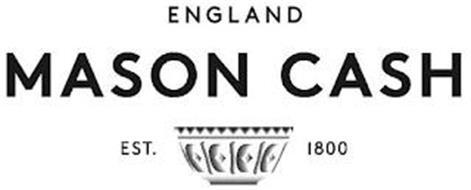 EST. 1800 MASON CASH ENGLAND