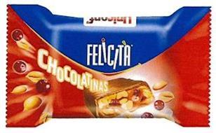 FELICITA CHOCOLATINAS UNICONF