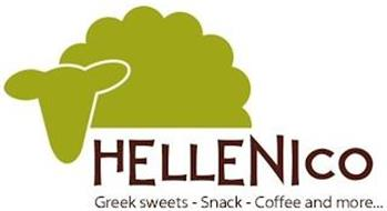 HELLENICO GREEK SWEETS - SNACK - COFFEEAND MORE