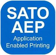 SATO AEP APPLICATION ENABLED PRINTING