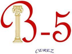 B-5 CEREZ