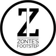 Z ZONTE'S FOOTSTEP