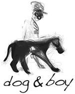 DOG & BOY