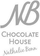 NB CHOCOLATE HOUSE NATHALIE BONN