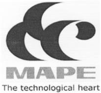 MAPE THE TECHNOLOGICAL HEART