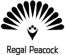 REGAL PEACOCK
