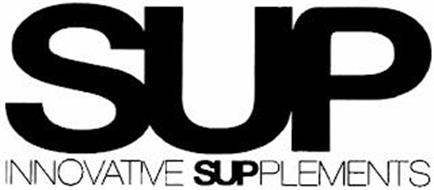 SUP INNOVATIVE SUPPLEMENTS