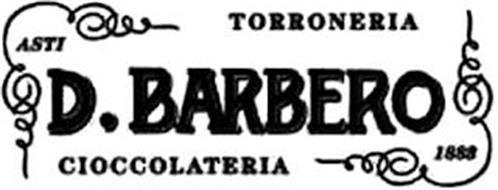 TORRONERIA CIOCCOLATERIA D.BARBERO ASTI1889