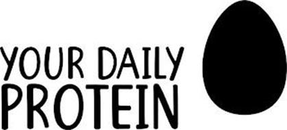 YOUR DAILY PROTEIN