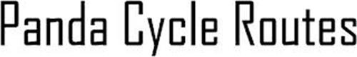 PANDA CYCLE ROUTES