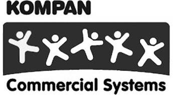 KOMPAN COMMERCIAL SYSTEMS