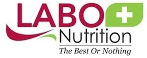 LABO NUTRITION THE BEST OR NOTHING