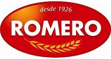 ROMERO DESDE 1926
