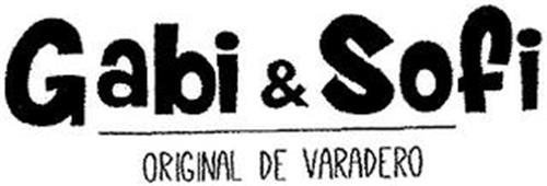 GABI & SOFI ORIGINAL DE VARADERO