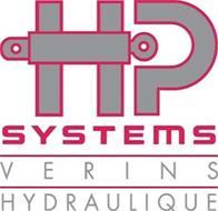 HP SYSTEMS VERINS HYDRAULIQUE