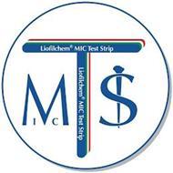 MTS LIOFILCHEM MIC TEST STRIP