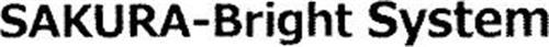 SAKURA-BRIGHT SYSTEM