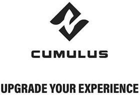 CUMULUS UPGRADE YOUR EXPERIENCE