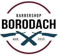 BARBERSHOP BORODACH EST. 2015