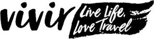 VIVIR LIVE LIFE LOVE TRAVEL