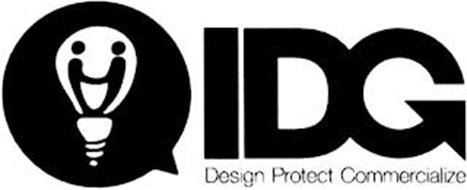 IDG DESIGN PROTECT COMMERCIALIZE