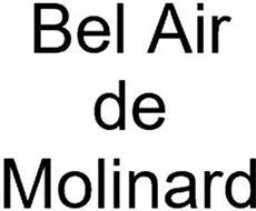 BEL AIR DE MOLINARD