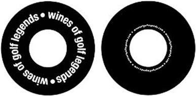 WINES OF GOLF LEGENDS · WINES OF GOLF LEGENDS ·